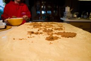 Cinnabons - Dough Process