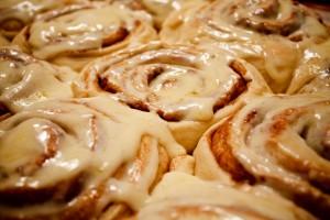 Cinnabons - Icing