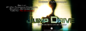 Jump Drive Poster